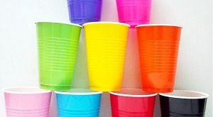 لیوان یکبار مصرف جشن